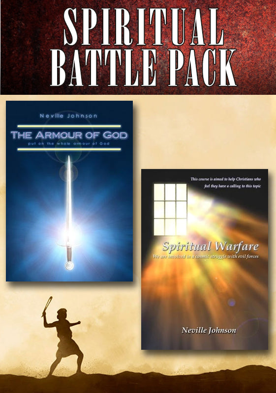 Spiritual Battle Pack