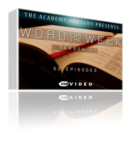 Word for the Week Season 1 - USB