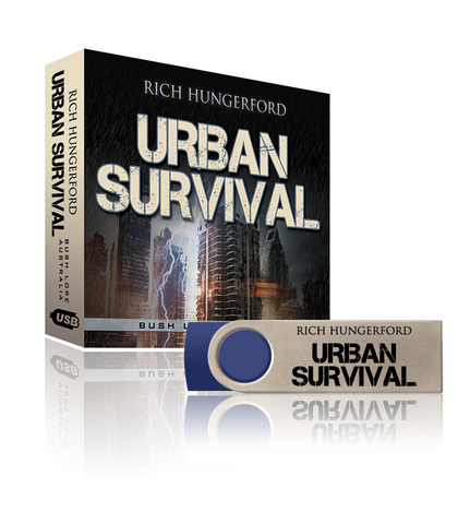 Urban Survival USB