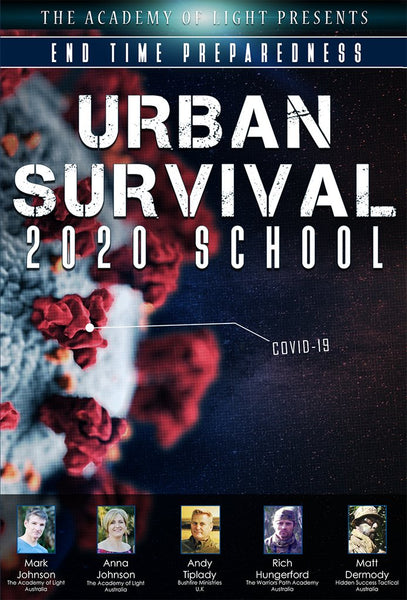 Urban Survival 2020 School USB