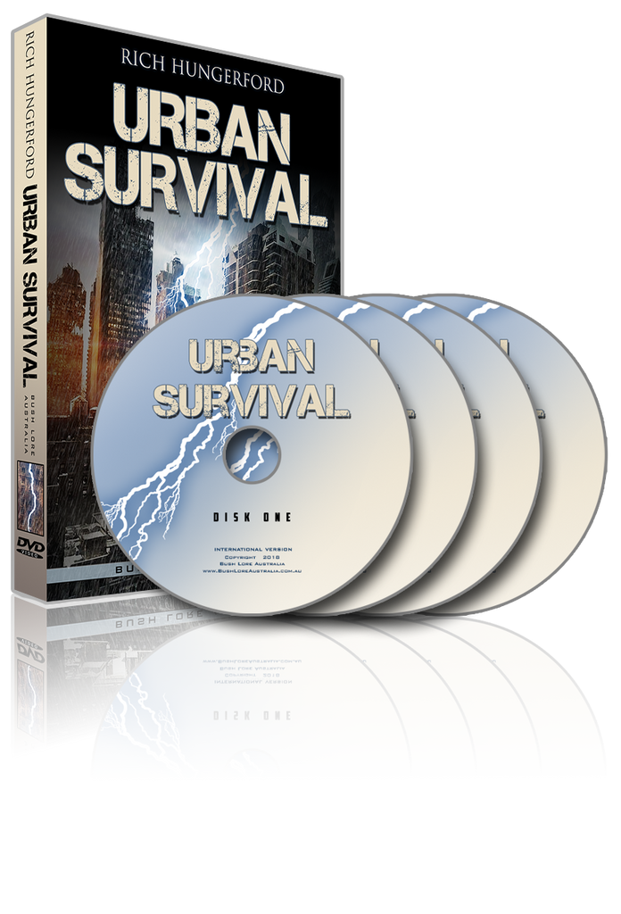 Urban Survival DVD