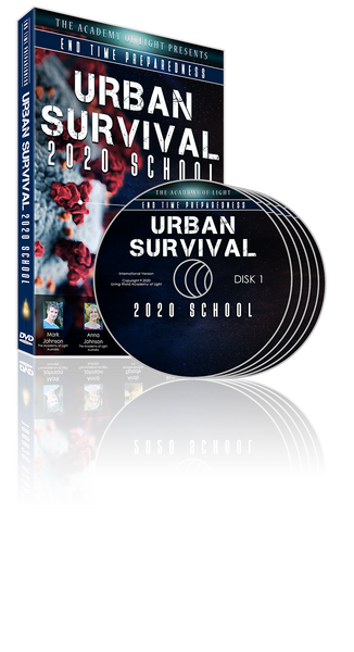 Urban Survival 2020 School DVD