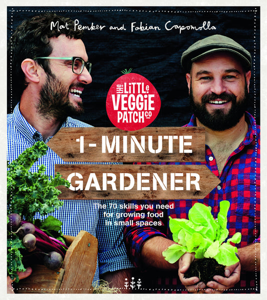 Book Three: 1 Minute Gardener