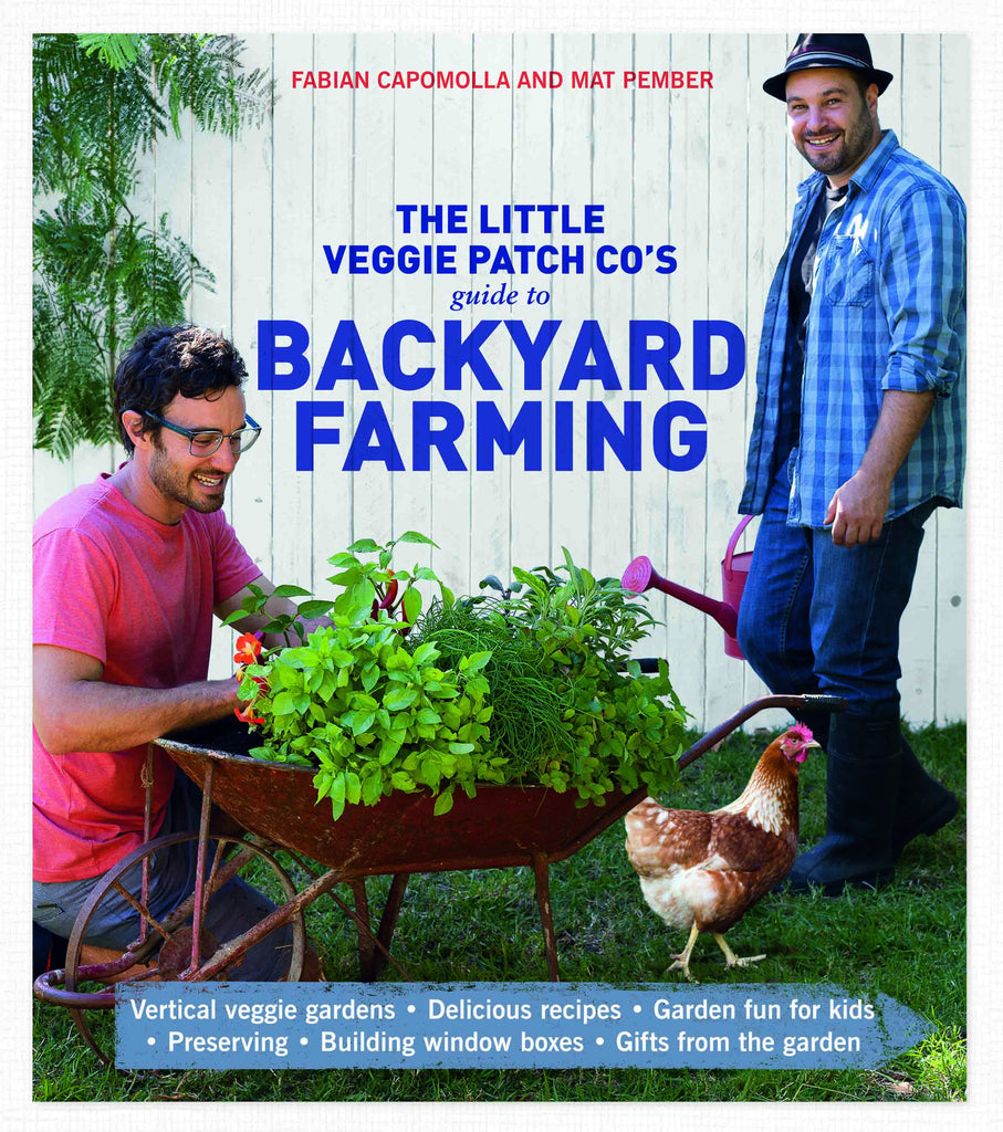 Book Two - Guide to Backyard Farming