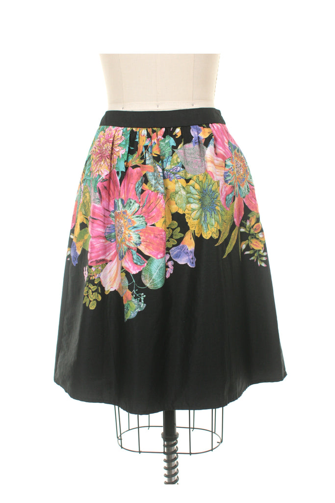 Bloom Skirt in Black - last size S!