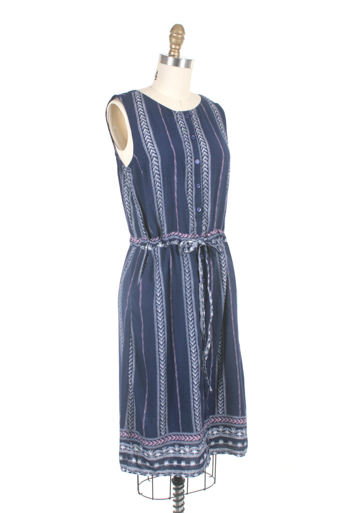 frock shop victoria navy drawstring dress frockshop