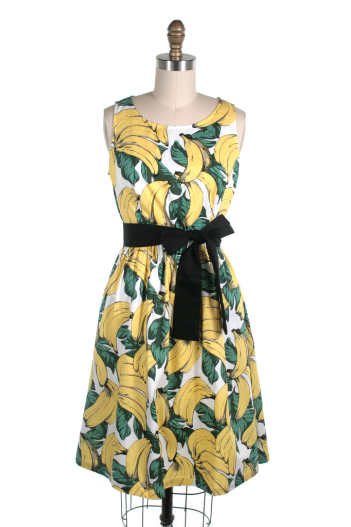 frock shop banana dress frockshop