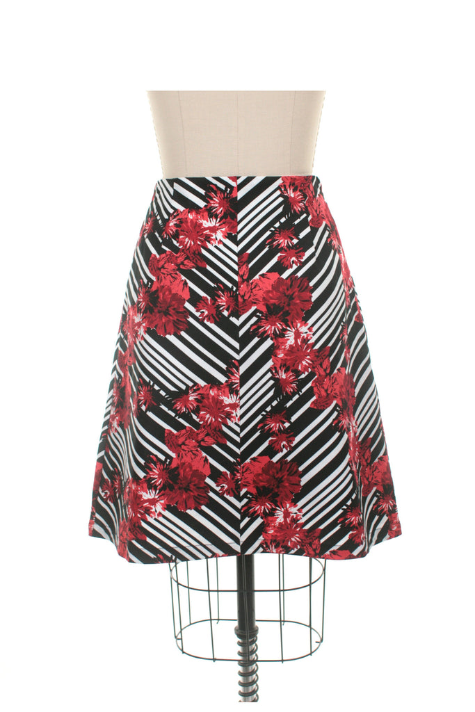 Bergman Skirt in Red