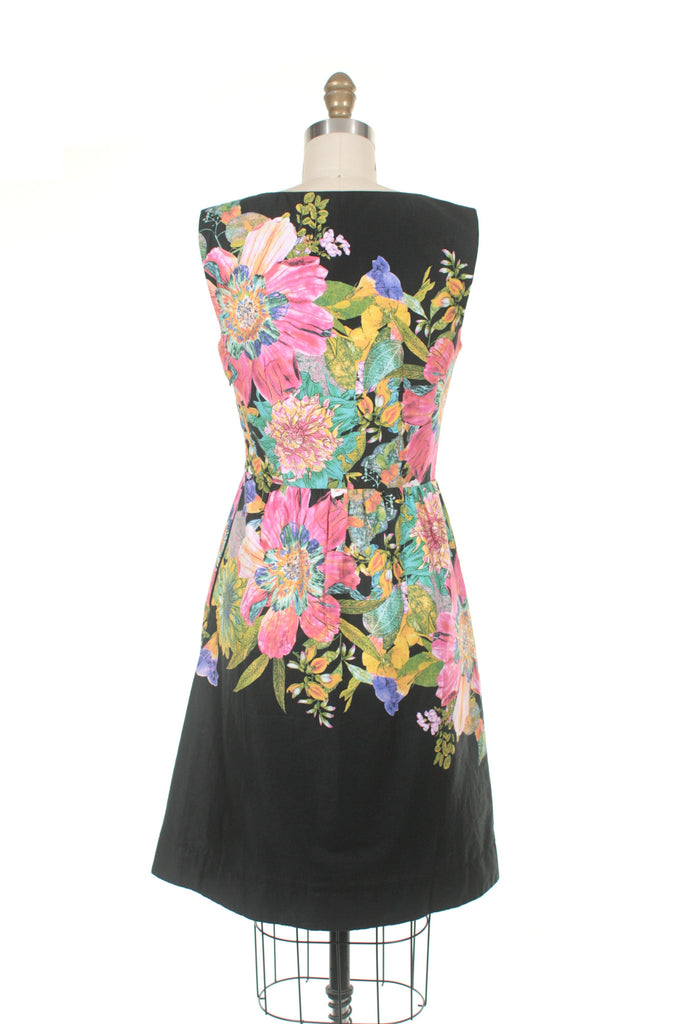 Bloom Dress in Black - last size S!