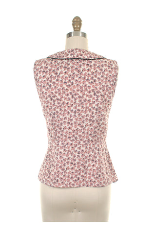 Popcorn Top in Pink - last size XS!