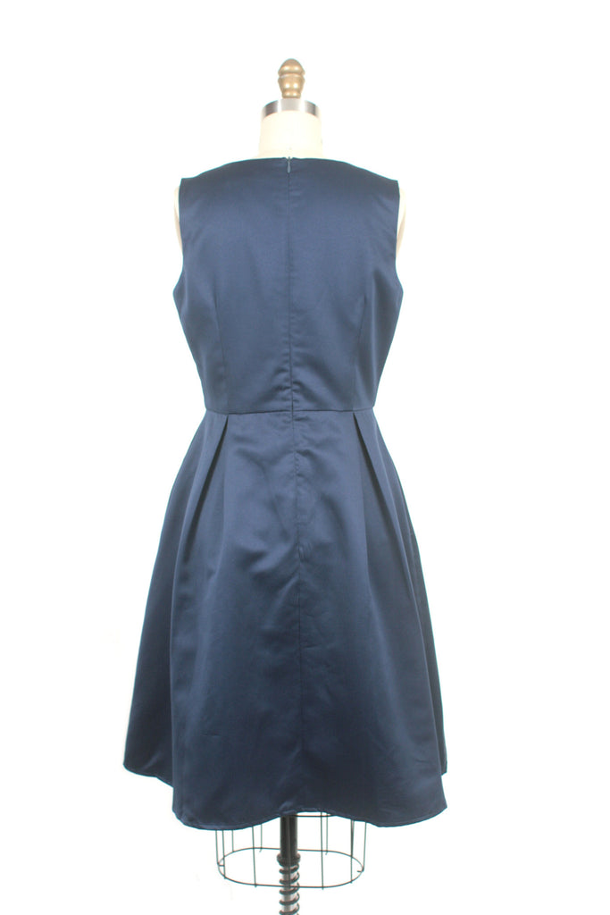 Rose Dress in Navy - last size XS!