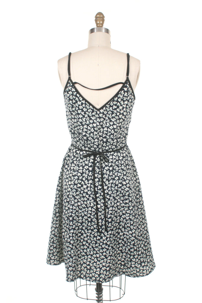 Popcorn Dress in Navy - Last One!