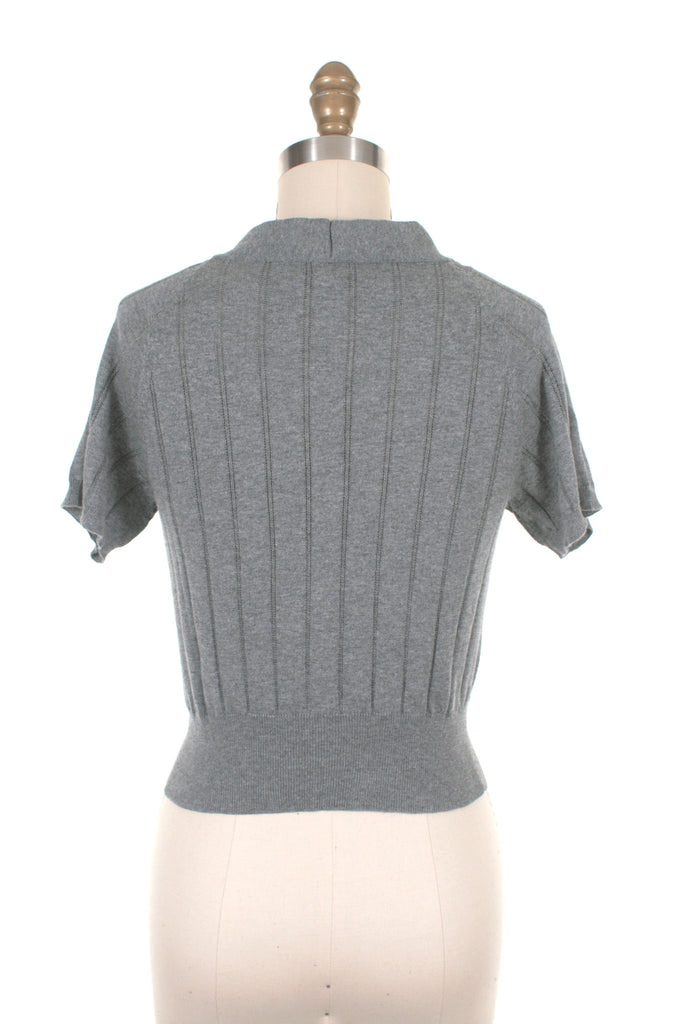 Charlie Sweater in Grey - Last One!