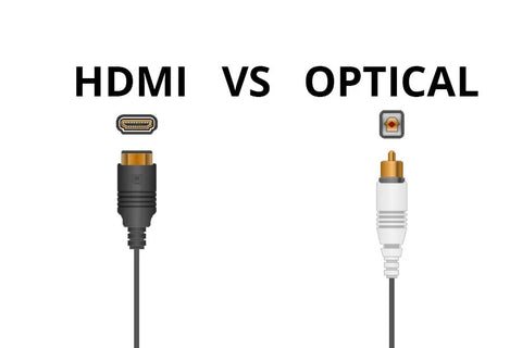 HDMI VS Optical cable