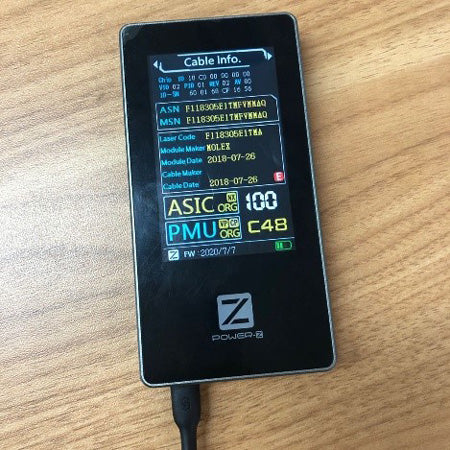Lightning Cable Tester