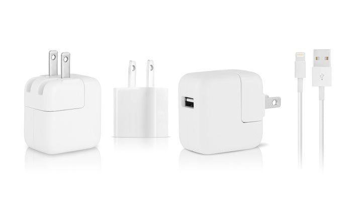 iPhone and iPad Charger