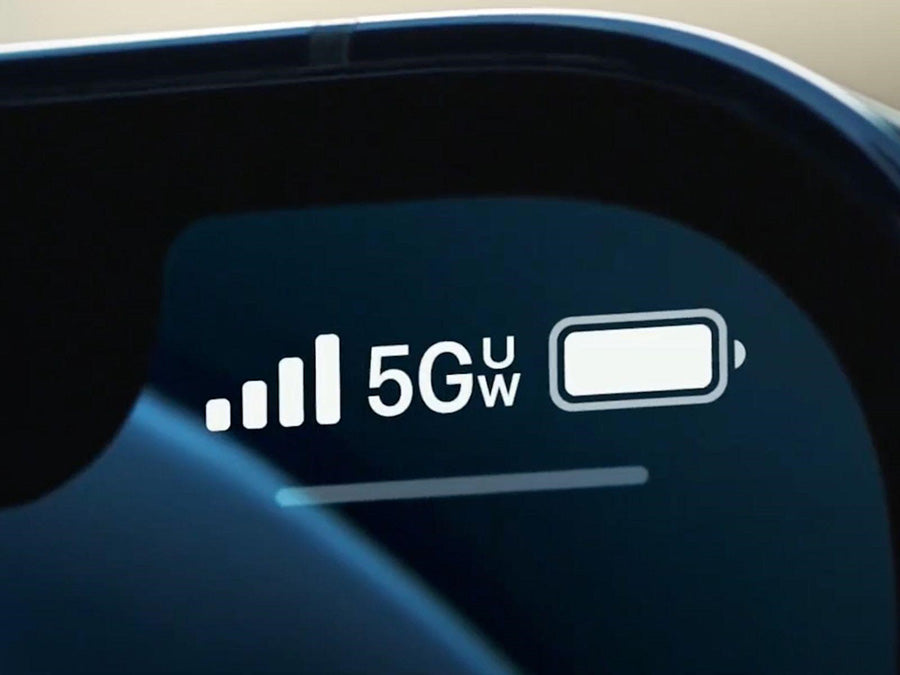 iPhone 12 5G connectivity