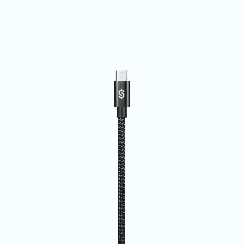 Syncwire Micro USB Charging Cable [3.3ft/6.5ft 2-Pack]