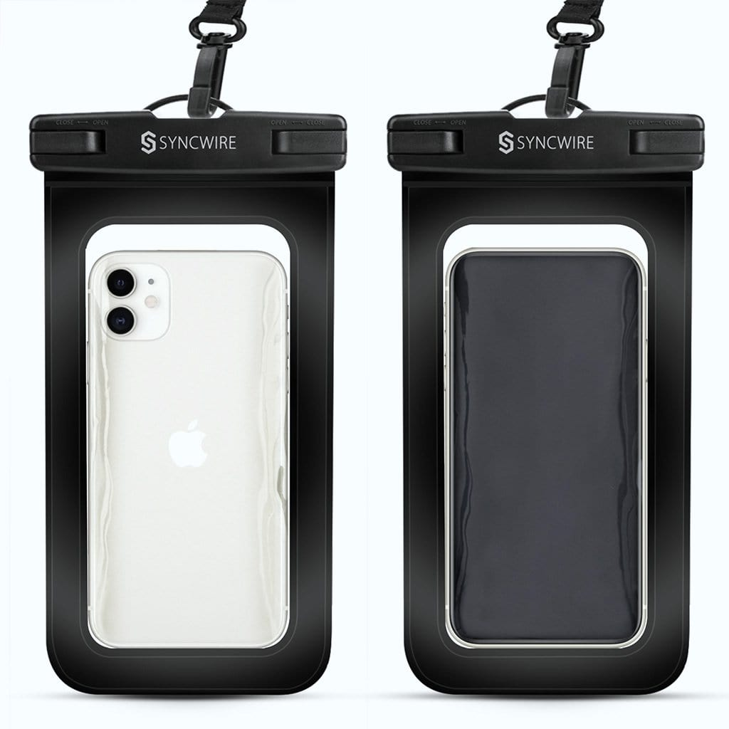 Syncwire Waterproof Phone Pouch [2-Pack]