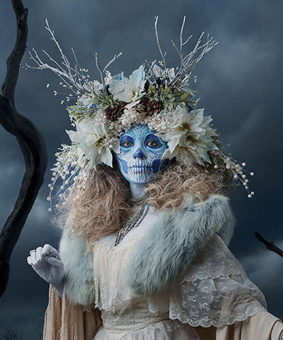 Winter Season Forest Creature Headdress