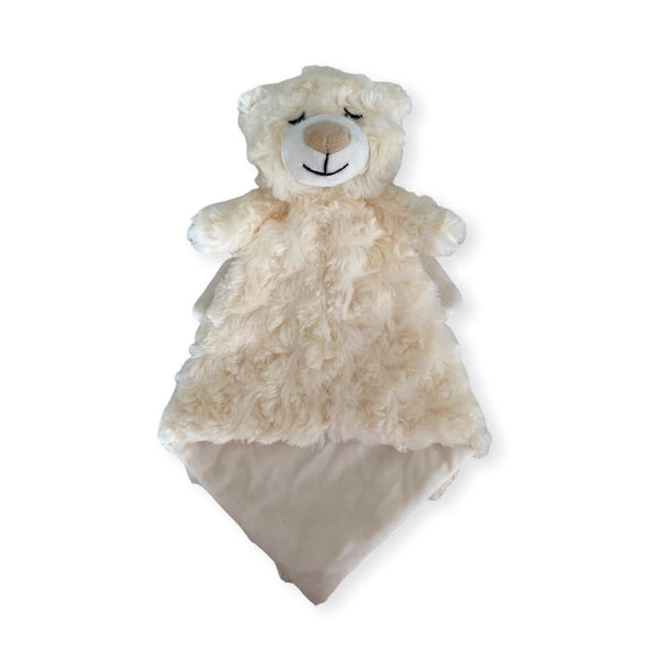 .Angel Bear lovey blankie