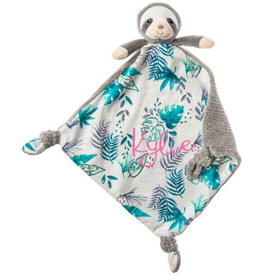 Sloth Knottie Lovey