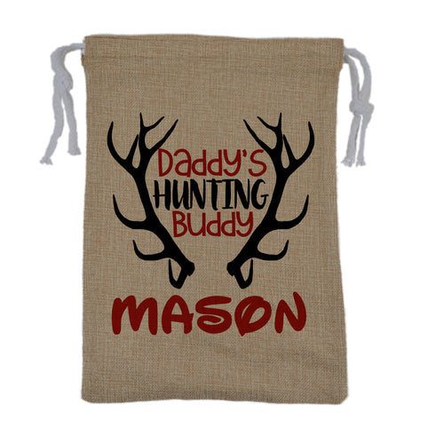 Daddy's Hunting Buddy Bag