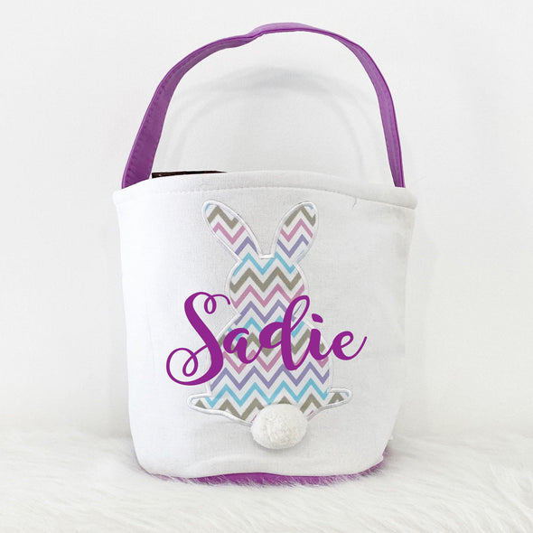 .Easter Bucket - Purple