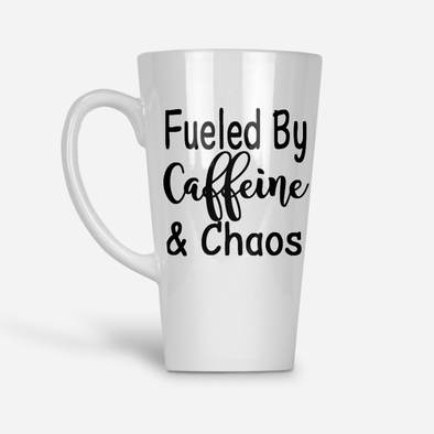 Fueled By Caffeine an Chaos