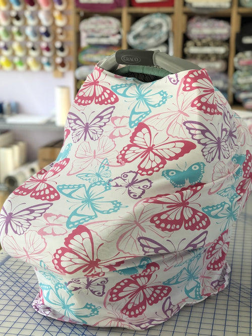 Butterfly Stretchy Car Seat Cover