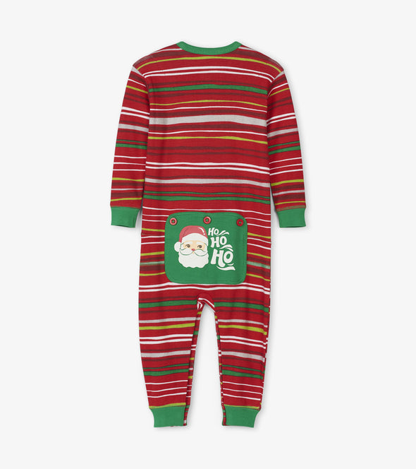 Holiday Stripes Jumpsuit - all family sizes