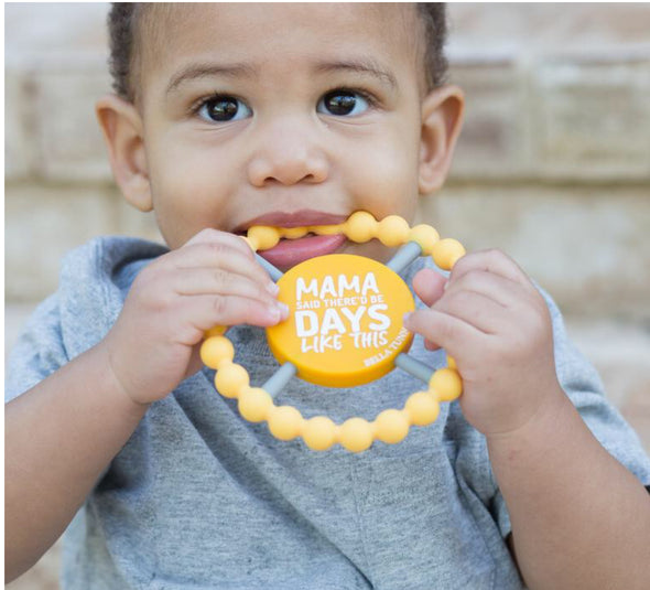 Happy Teether~ Bella Tunno~ Mama Said