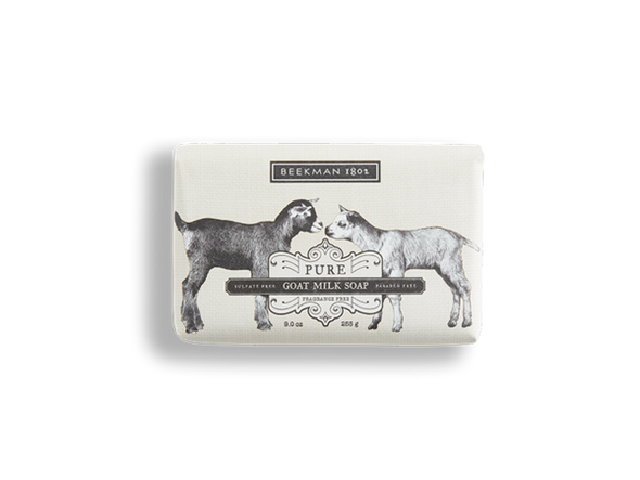 Beekman Goat Milk Soap~  Fragrance Free~ 9oz