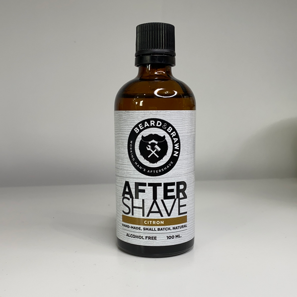 Aftershave ~ citron