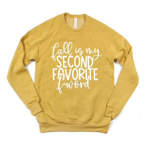 Fall is my second fav F-Word | Crew