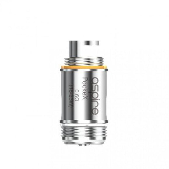 Aspire PockeX replacement coils Replacement Coils Replacement Coils Voodoo Vapes