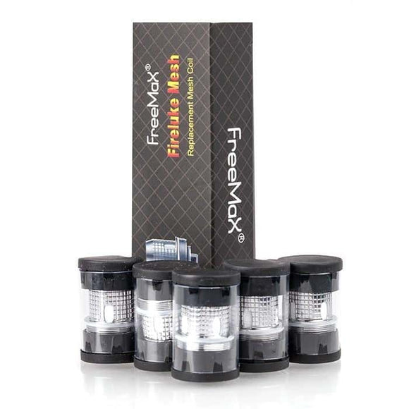 FREEMAX FIRELUKE MESH COILS Replacement Coils Replacement Coils Voodoo Vapes