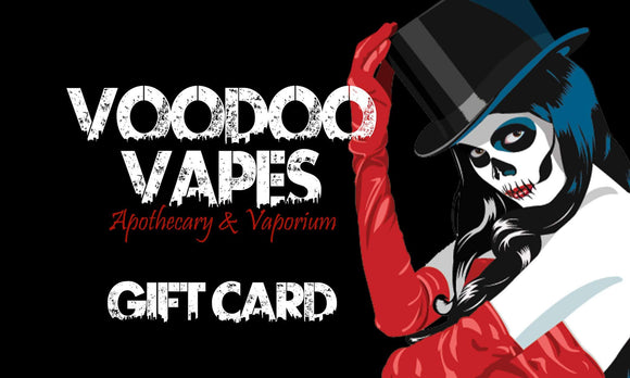 Gift Cards Gift Card Gift Card Voodoo Vapes