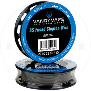 Vandy Vape Fused Clapton Wire