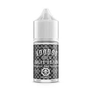 Voodoo Brew SALTS - Angry Haitian - 30ml Liquid Voodoo Brew Voodoo Vapes
