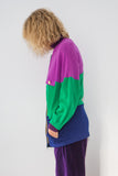 Colour Code 80's Zip Up - Designer