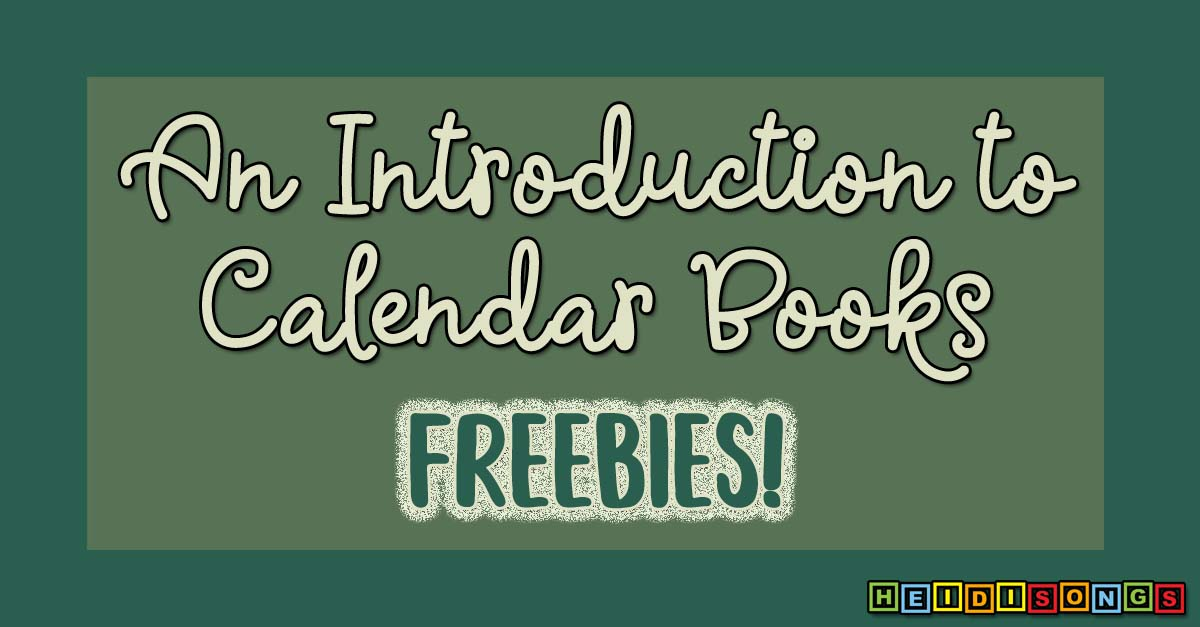 An Introduction to Calendar Books