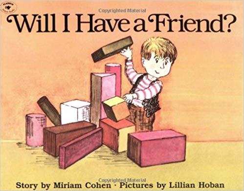 Will I Have a Friend book