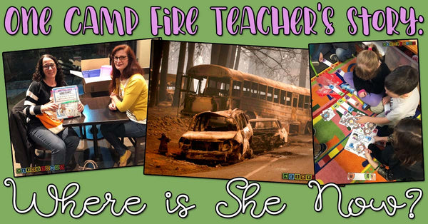 Camp Fire Teacher's Story