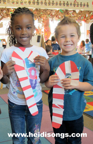 Candy Cane Kids