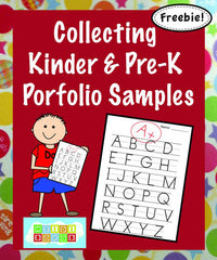 Collecting Kinder Portfolio Samples