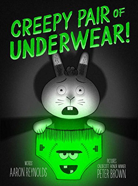 Creepy Pair of Underwear Book!
