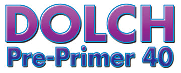 Dolch PrePrimer 40 Sing & Spell Sight Word Songs