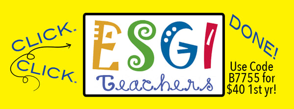 ESGI Teachers FB Group