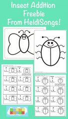 Insect Addition Freebies